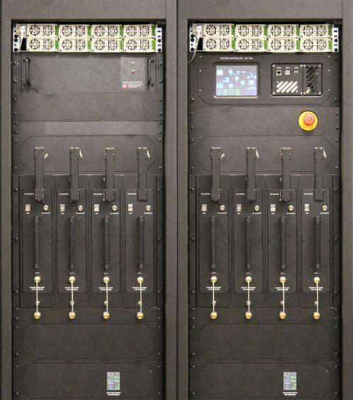 UniMatrix L/S-Band 3.5 kW SSPA System