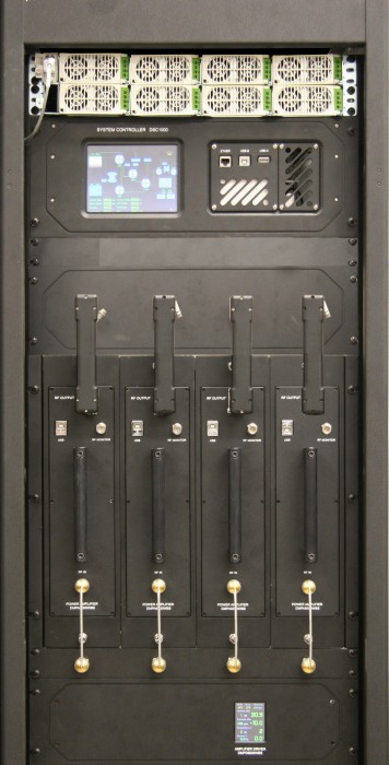 L/S Band 1.6kW Power Amplifier System