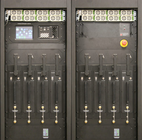 L/S Band 3.5 kW Power Amplifier System