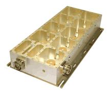 Dielectric Resonator Bandpass Filter