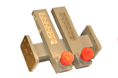 Dual Cross Guide Coupler