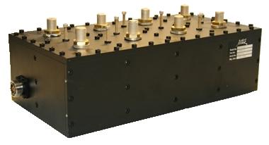 UHF DTV 8 Pole Bandpass Filter