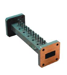 Waveguide Bandpass Filter