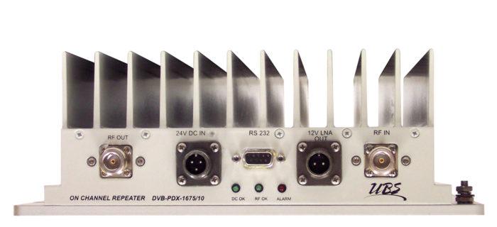 Gap Filler DVB-H-DVB-PDX-1675-10