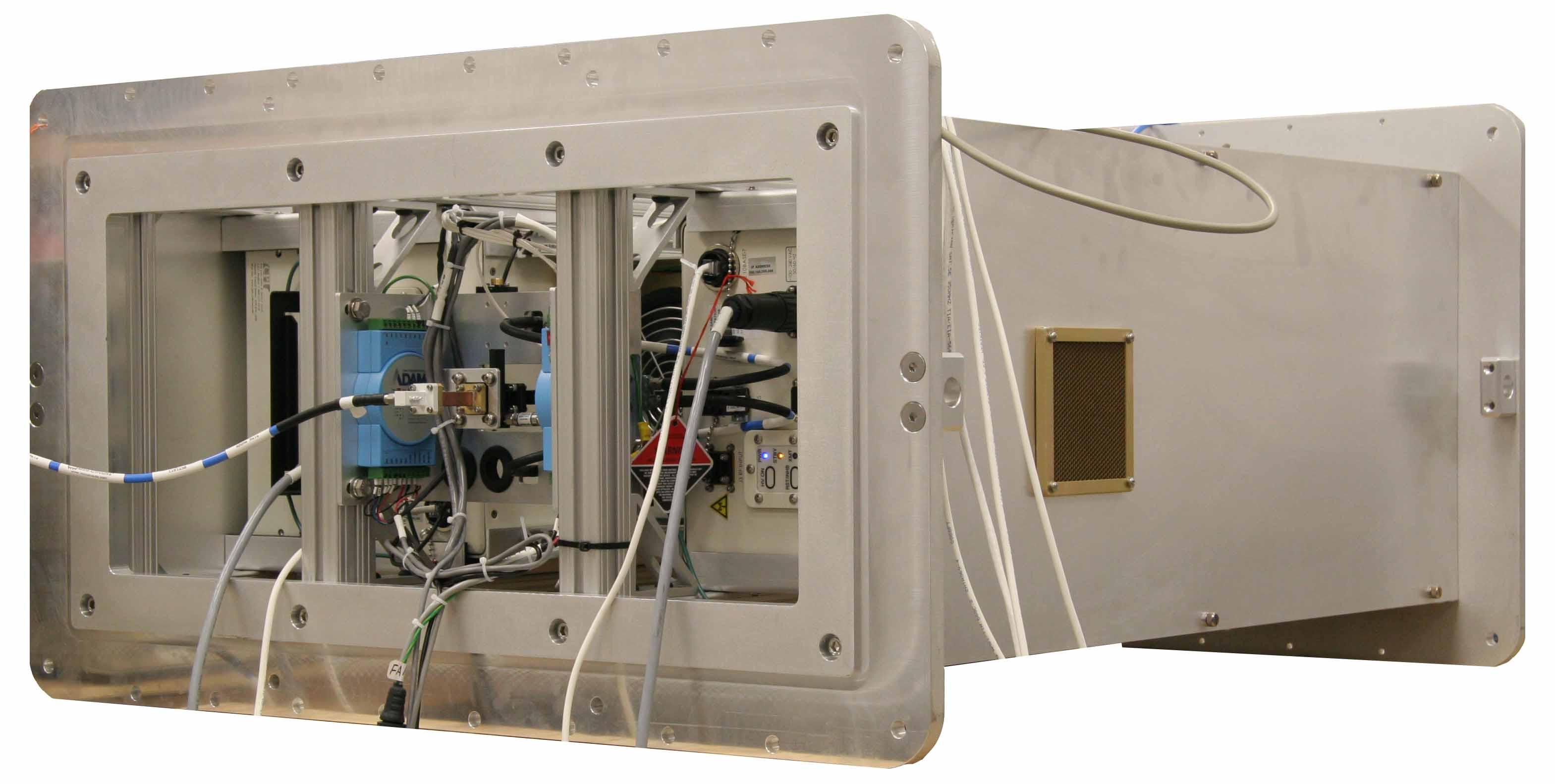 Ka Band 525w Twta High Power Amplifier System Unique Broadband Systems 300w Schematic Diagram Medium Side Box