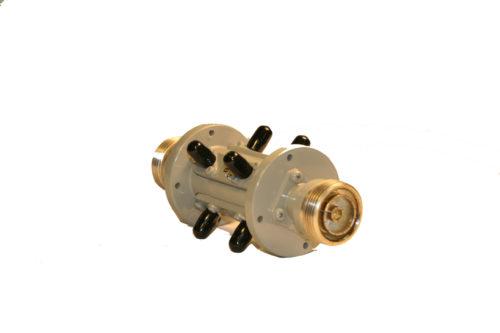 Triple Arm Coaxial Couplers