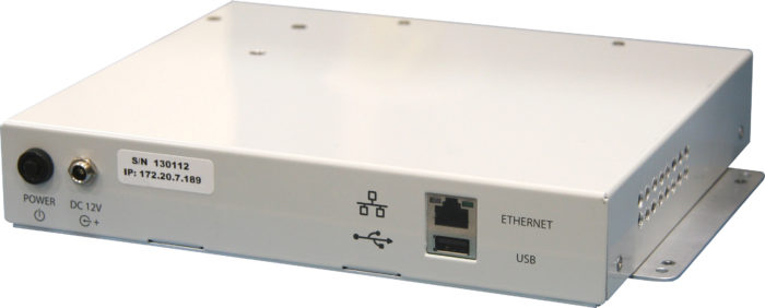 RF Signal Analyzer TSA-5000 Rear Angle