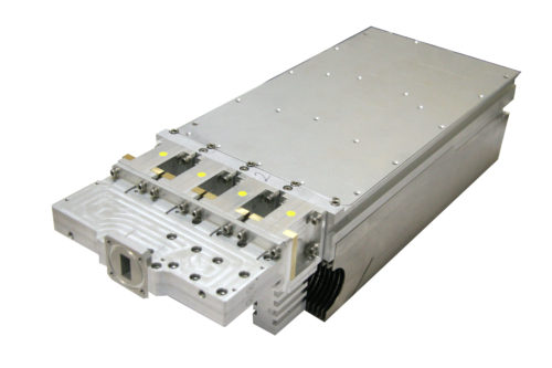 Ku Band 200W Power Amplifier Module