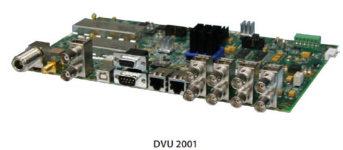 OEM Universal Modulator (Available in Both Enclosed and Board Versions) DVB-S/S2/S2X ~ DVB-T2 ~ ISDB-T/Tb