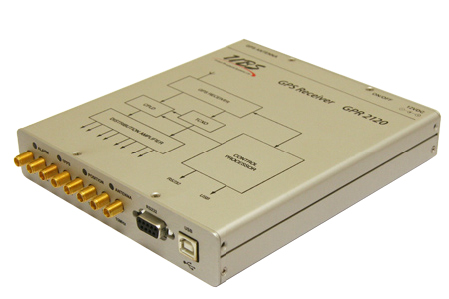 GPS Receiver - Enclosed OEM Board