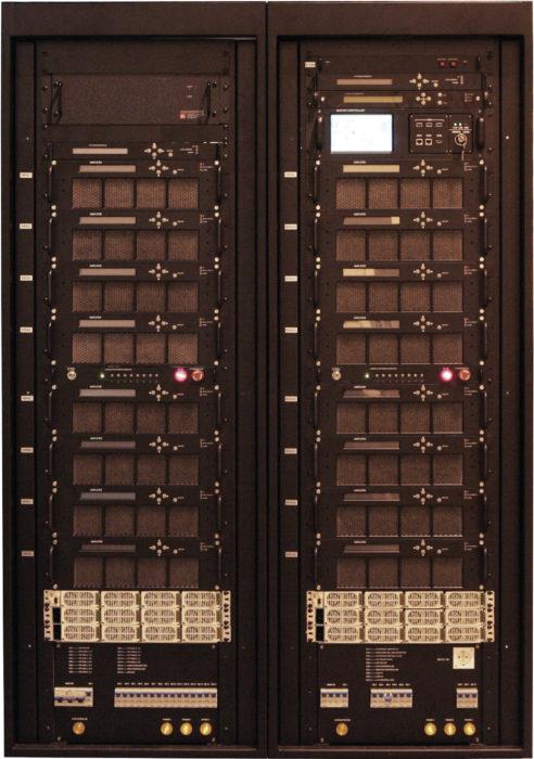UniMatrix C-Band 6.6 kW SSPA System